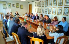 зустріч громадських об'єднань підприємців України у Чернігові